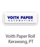 Voith Paper Rolls Indonesia